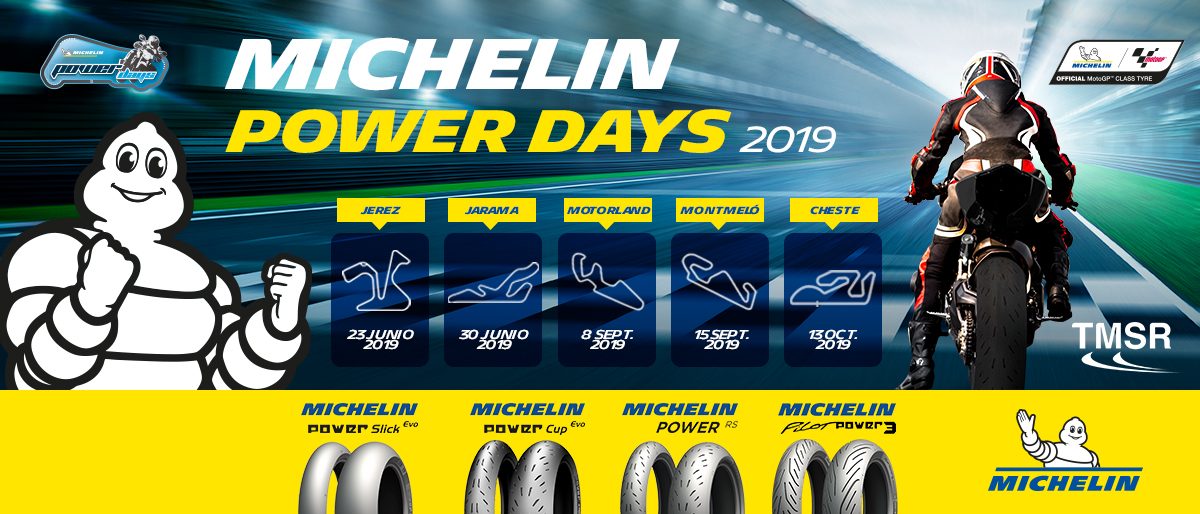 Michelín Power Days